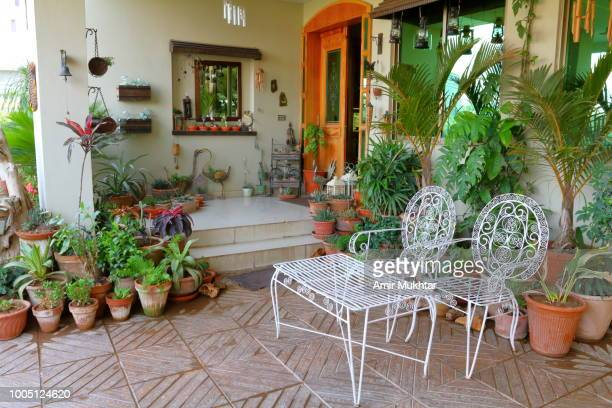 Home garden and decoration