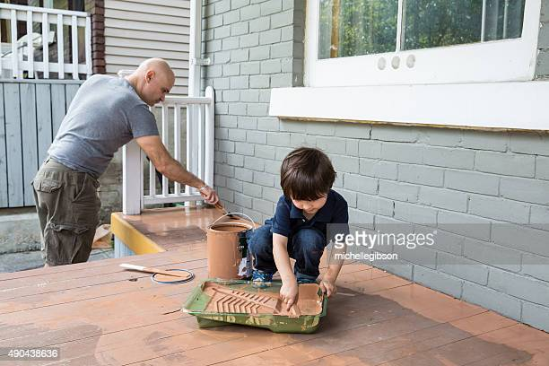 home improvement - building maintenance stock photos and pictures