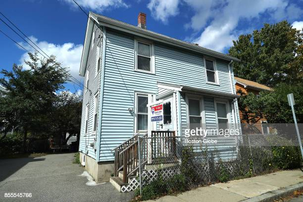 A home in Cambridge MA listed on the market for $950000 is pictured on Sep 27 2017 In Greater Boston high demand low inventory and an influx of...