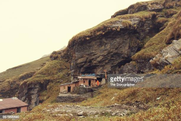 home in the himalayas..!! - the storygrapher stock pictures, royalty-free photos & images