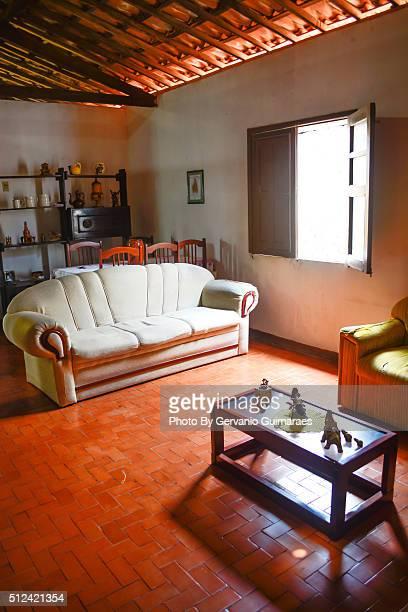 home interior - casa stockfoto's en -beelden