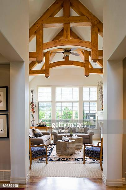 home interior, provo, utah - provo stock pictures, royalty-free photos & images