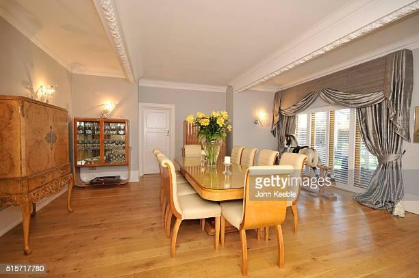 home interiors - リージェンシー様式 ストックフォトと画像