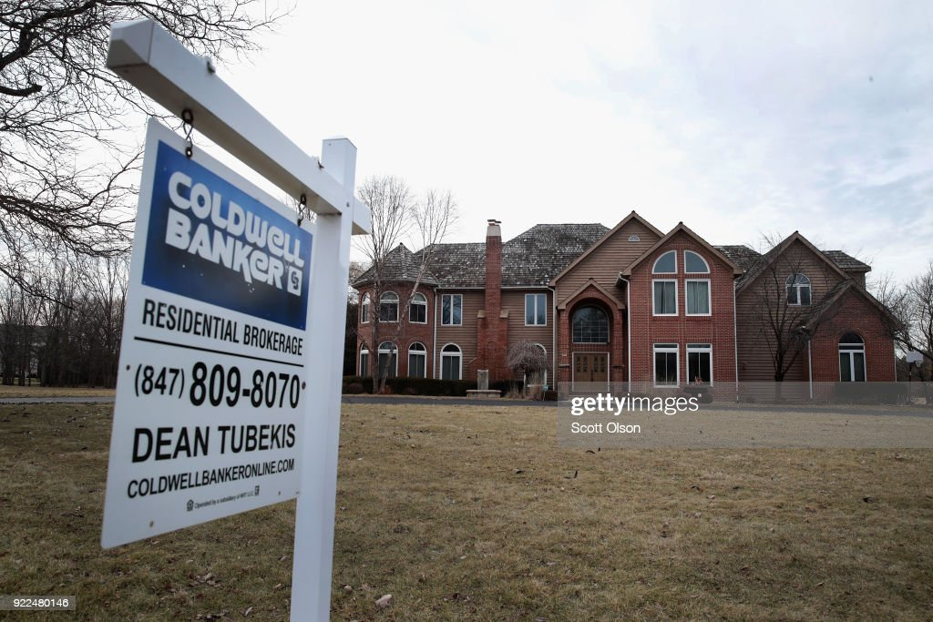 New Data Finds Home Sales Favor Wealthy, As Affordable Homes Are Scarce : News Photo