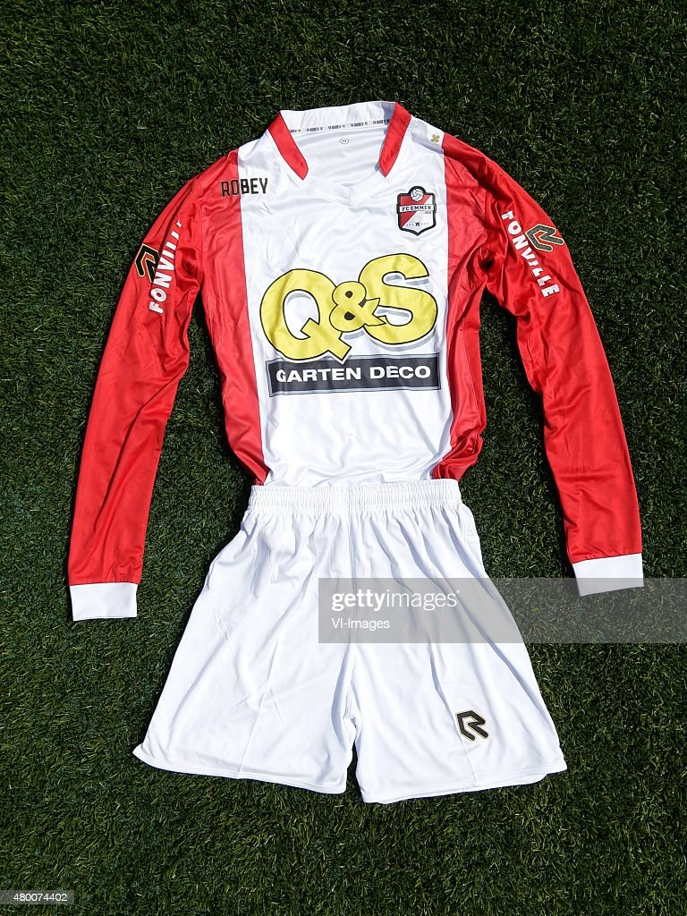 Home Kit Fc Emmen During The Team Presentation Of Fc Emmen On July News Photo Getty Images