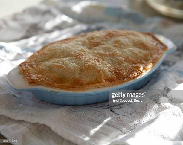 home made apple pie - heidi coppock beard stock-fotos und bilder