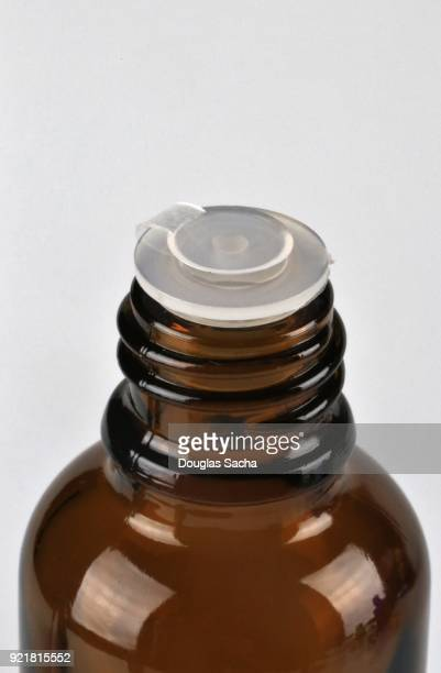 Home made Essential Oil health bottle