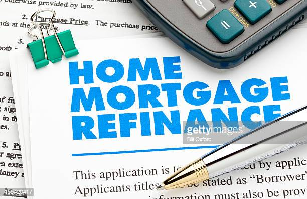 Home Mortgage Refinance