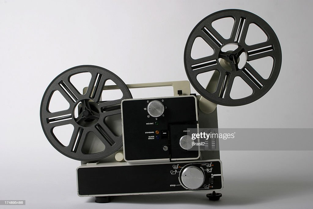 Home movie  projector : Stock Photo