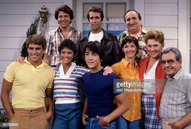 DAYS 'Home Movies' 10/6/81 Ted McGinley Anson Williams Erin Moran Henry Winkler Scott Baio Linda Goodfriend Al Molinaro Marion Ross Tom Bosley