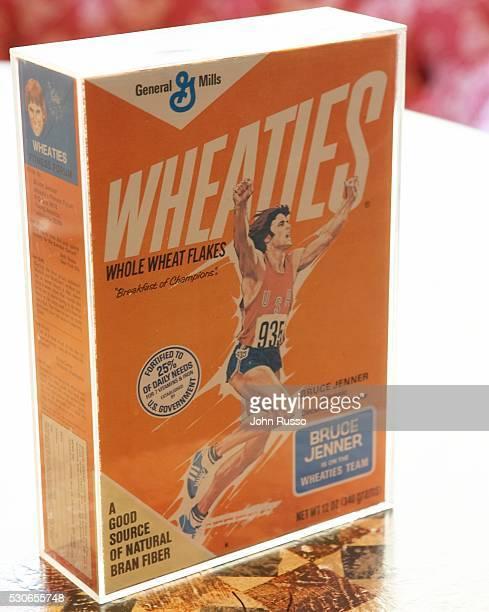 Original Wheaties Box