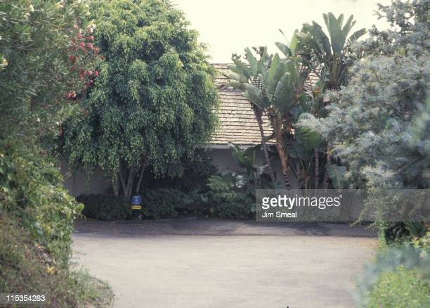 Home of Heidi Fleiss during The Beverly Hills Home of Heidi Fleiss in Beverly Hills California United States