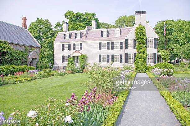 home of john adams, the 2nd president - abigail adams stock pictures, royalty-free photos & images