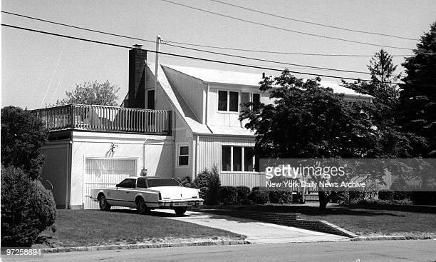 Home of Mary Jo Buttafuoco in West Massapequa LI