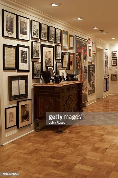 Home of Michael Feinstein: Music Memorabilia