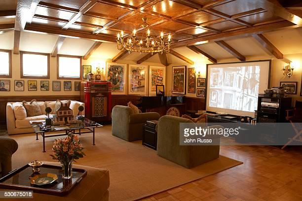 Home of Michael Feinstein: Rec Room