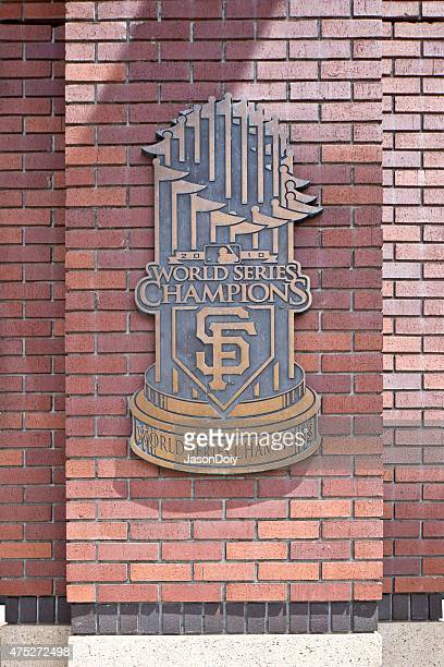 Home of the San Francisco Giants World Series Champions