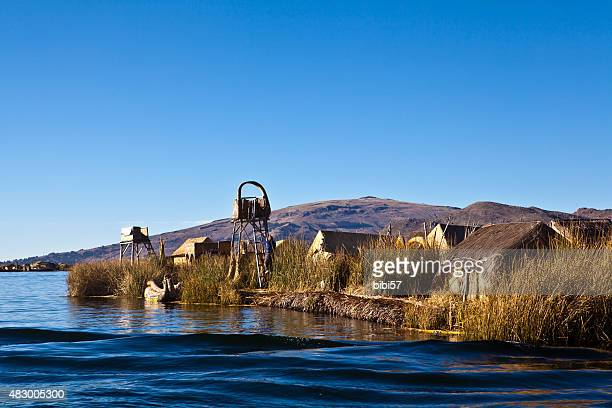 home of uros - lookout tower stock pictures, royalty-free photos & images