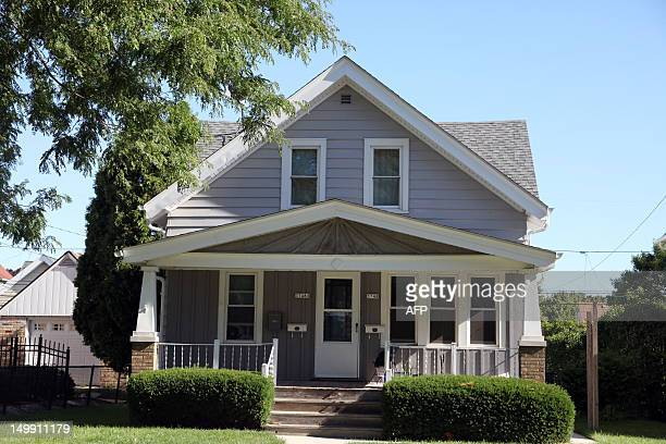 Home of Wade Michael Page seen in this August 6 2012 photo in Cudahy Wisconsin The Federal Bureau of Investigation said Wade Michael Page had ties to...