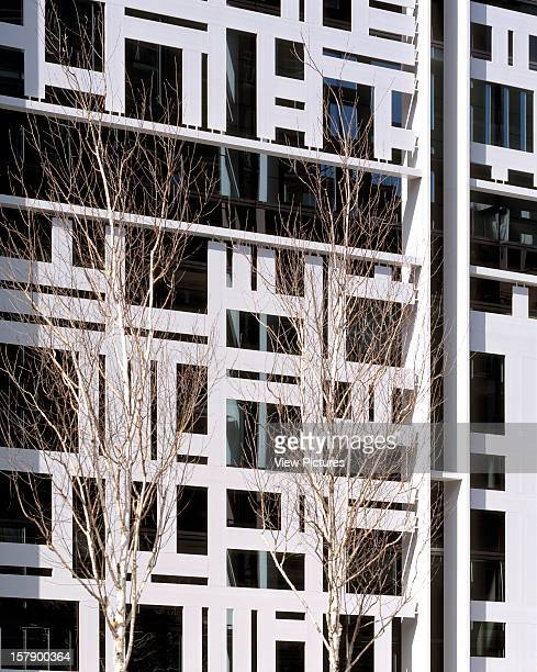 Home Office, London, United Kingdom, Architect Terry Farrell And Partners, Home Office Detail Of Exterior.