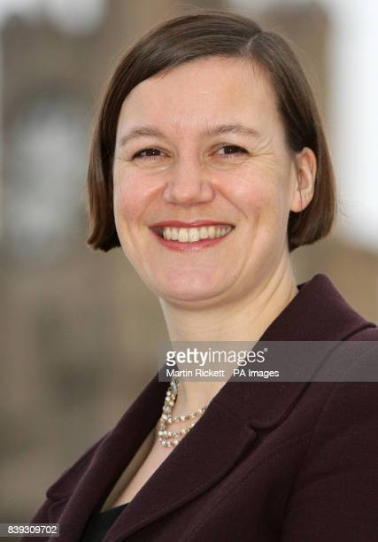 Home Office Minister responsible for identity cards Meg Hillier in Liverpool to announce that the National Identity Card will be available to...