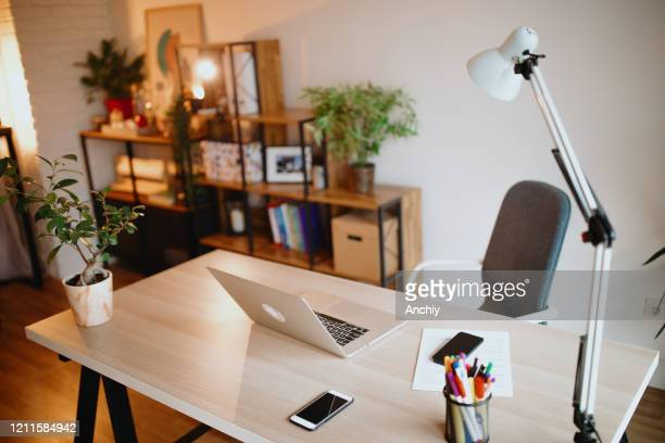home office - home office stock pictures, royalty-free photos & images