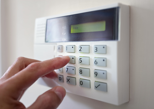 Home or office security 687042238