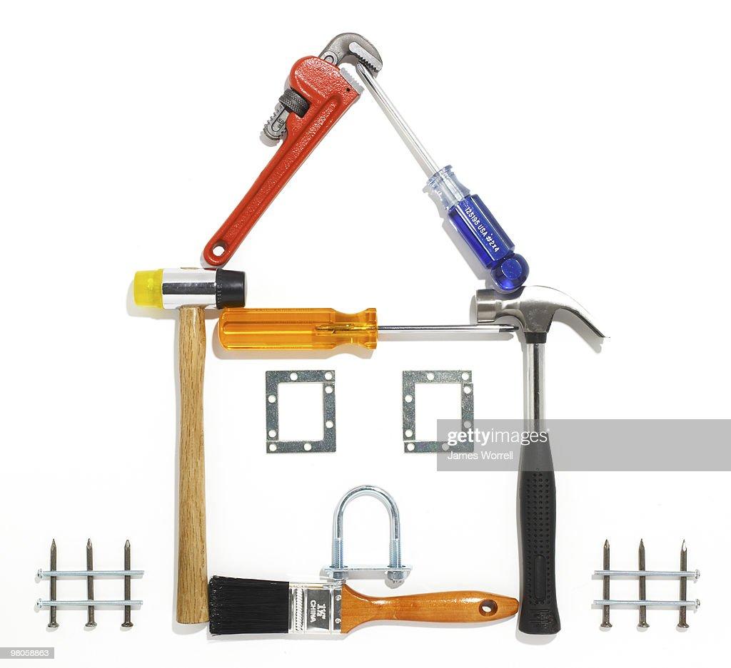 DIY Home Repair                   : Stock Photo