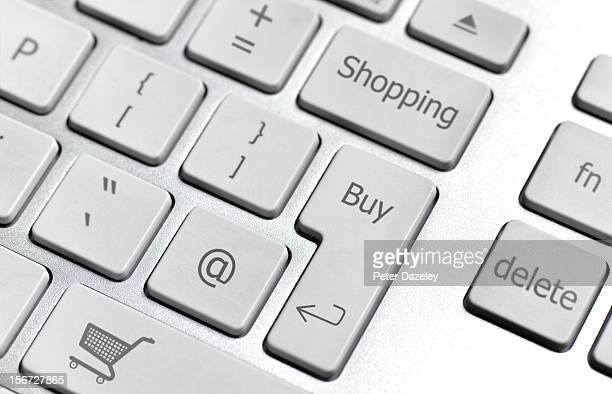 Home shopping online keyboard
