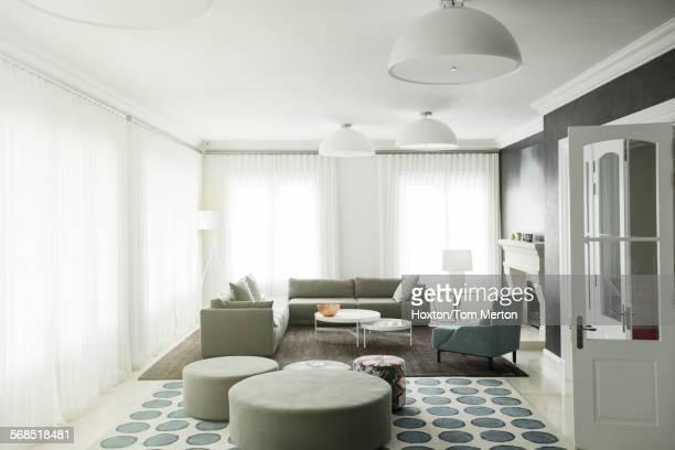 Home showcase living room