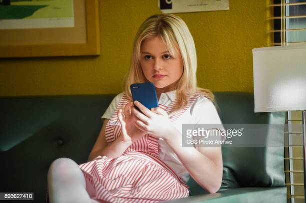 'Home Stays Home' Coverage of the CBS series CODE BLACK scheduled to air on the CBS Television Network Pictured Emily Alyn Lind