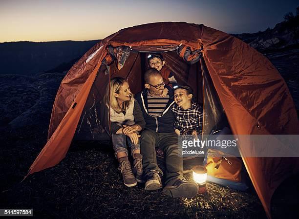 Home sweet camp