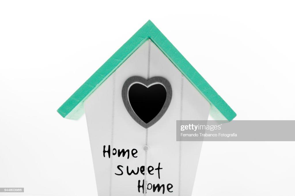Home, sweet home : Stock Photo