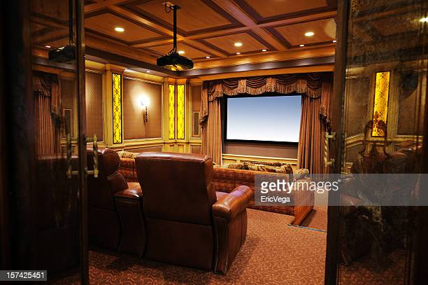 home theater - entertainment center stock pictures, royalty-free photos & images