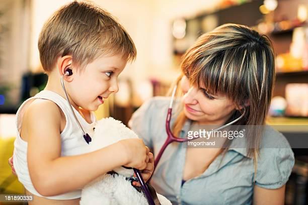 Home visit medical examination