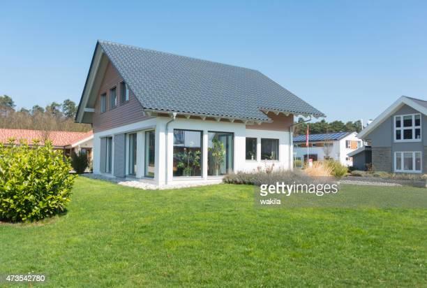 Hause mit Garten meadow