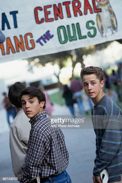 YEARS 'Homecoming' 9/23/92 Fred Savage Extra