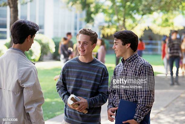 YEARS 'Homecoming' 9/23/92 Josh Saviano Extra Fred Savage