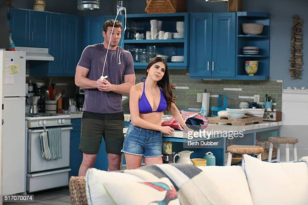 DADDY 'Homecoming and Going' Sam invites Ben Danny and Riley to the Hamptons and they flash back to high school on the season finale episode of 'Baby...