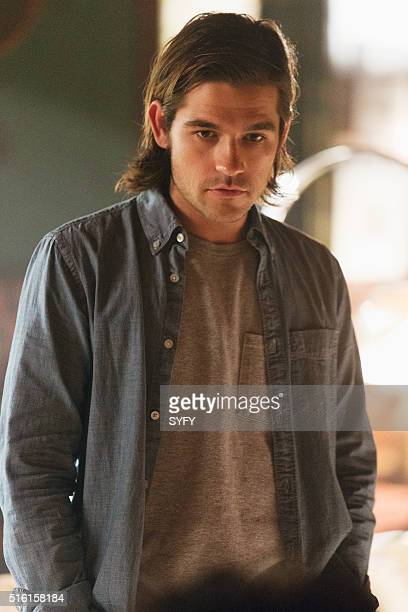 THE MAGICIANS Homecoming Episode 110 Pictured Jason Ralph as Quentin