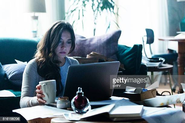 THE MAGICIANS Homecoming Episode 110 Pictured Stella Maeve as Julia