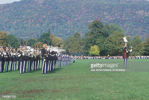 Homecoming Parade West Point Military Academy West Point New York