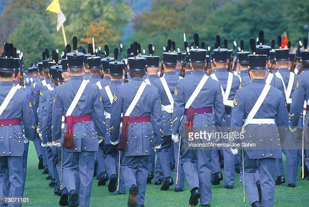 """homecoming parade, west point military academy, west point, new york"" - ウェストポイント士官学校 ストックフォトと画像"