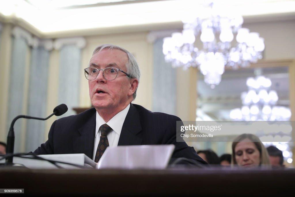 TSA Administrator David Pekoske Testifies To Senate Commerce Committee On Current Threats To Transportation Systems