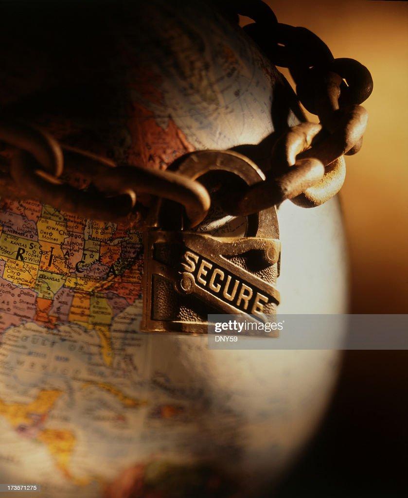 Homeland Security : Stock Photo