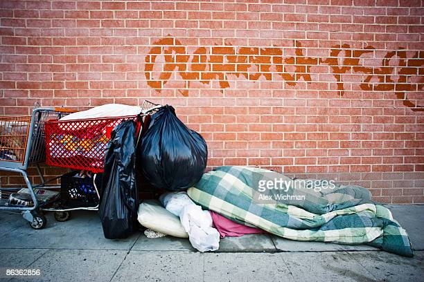 homeless encampment - homeless stock photos and pictures