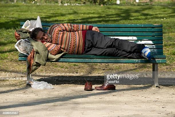 homeless in Milano