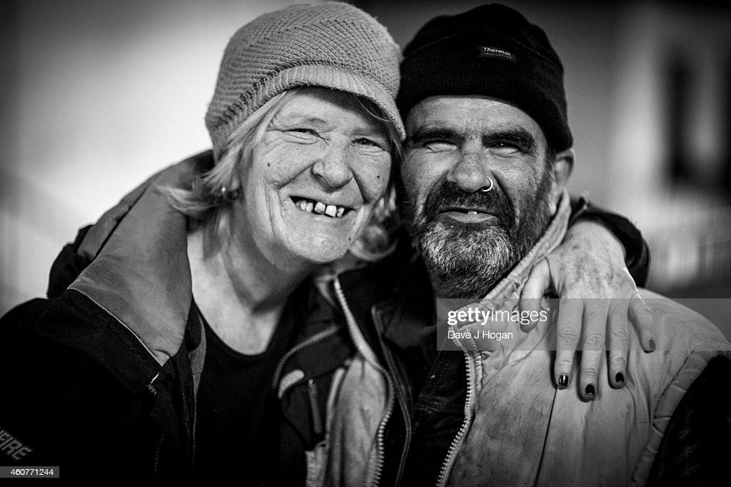 London's Homeless : News Photo