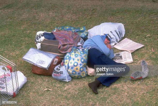 6394c7badd Homeless Man Sleeping Stock Photos and Pictures