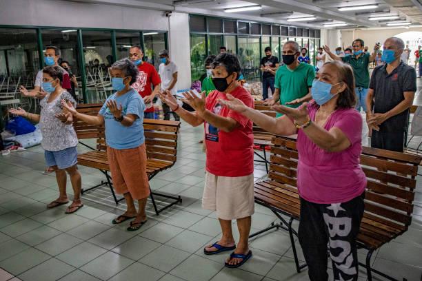 PHL: Filipinos Mark The Holy Week Amid The Coronavirus Outbreak